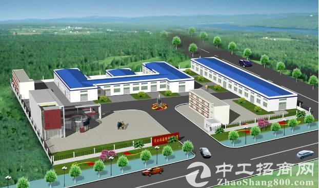 中马钦州产业园区:加快建设国际产能合作示范区