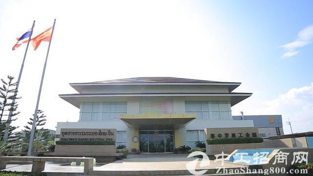 泰中罗勇工业园—打造海外工业唐人街