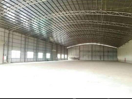钢结构厂房施工全过程图解