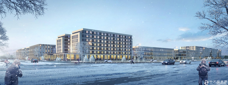广州白云旧物流货场将变身高端产业园区