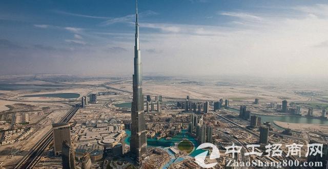 世界首座千米大楼!比上海中心大厦高368米