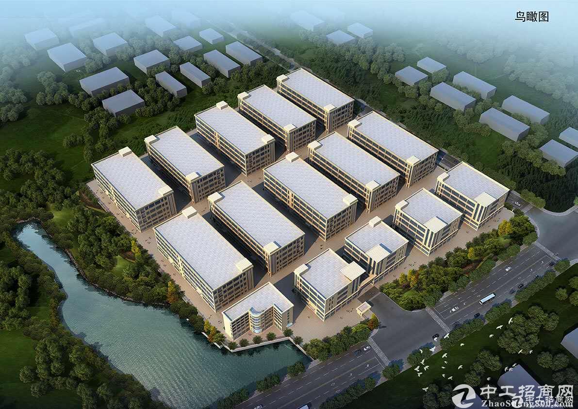 聚焦高端技术打造智能制造产业园