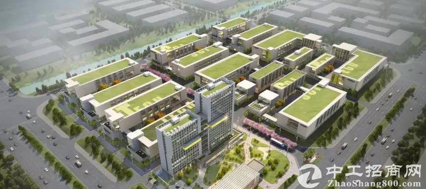 【新盘亮相】肇庆·时代智造港:定制化院落式产业基地