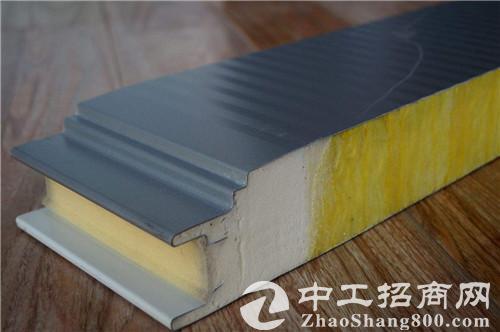 夹芯板为什么好用 彩钢夹芯板厚度规格
