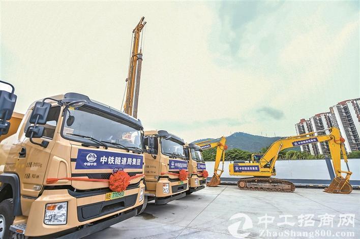 深圳前海第二季度八大项目集中开工总投资130亿元