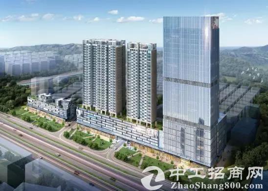 深圳写字楼市场供需两旺交易活跃