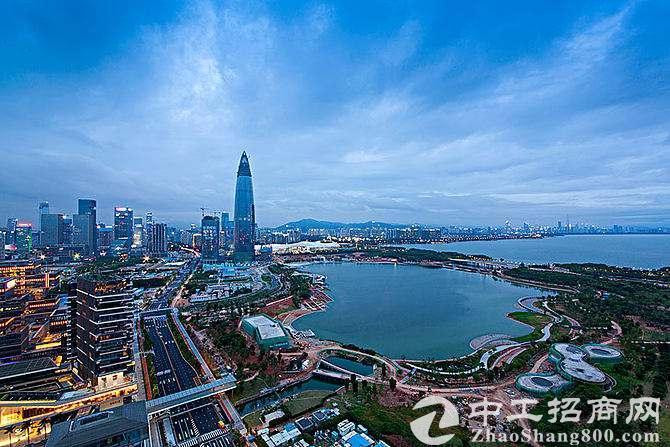 城市规划|深圳福田区整体城市设计中期成果出炉系20年后重新规...