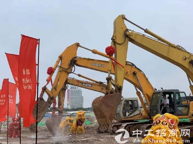 广州最大城中村旧改新动向:海珠沥滘村复建安置房开工