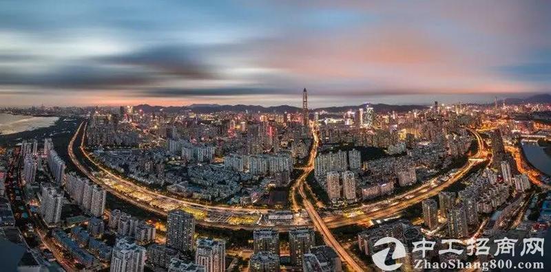 今天,深圳经济特区39岁!从先行先试到先行示范,深圳再出发!