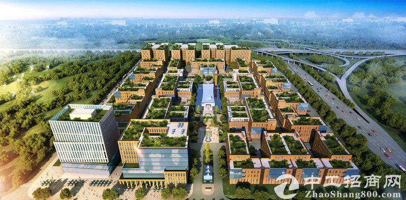 """被评为""""重庆最美园区""""天海星两江数码工坊是怎么做到的?"""