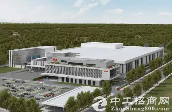 """「走进工厂」ABB上海新工厂正式动工,""""未来工厂""""如何引领未..."""