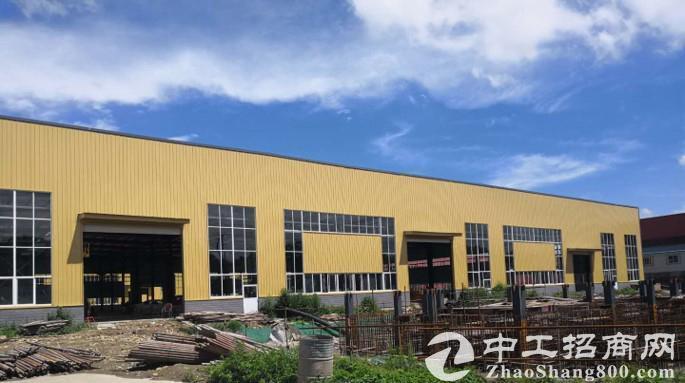 成都兆路产业园:你懂啥?钢结构厂房才是王道!