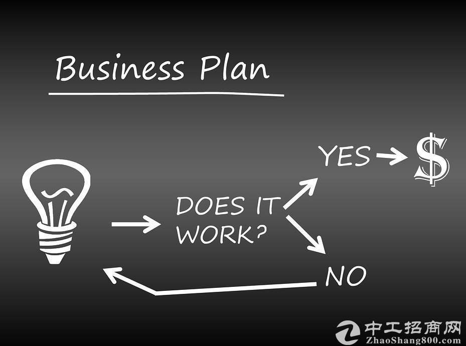一份完整的商业计划书重点应该写什么?