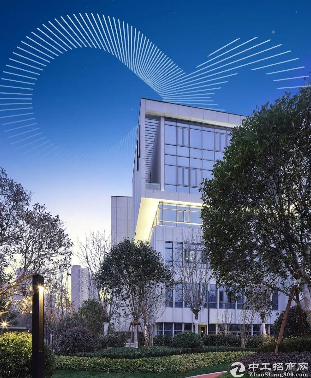 「新盘亮相」万科云谷:国际化企业名片 西安CBD低密独栋总部园区