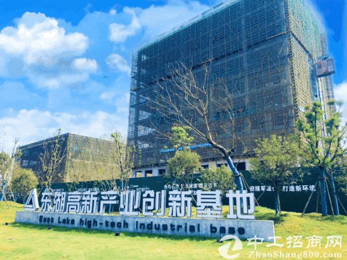 「新盘亮相」武汉东湖高新产业创新基地:打造江夏第一个精品标杆...