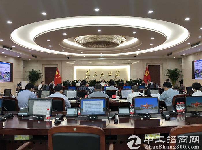 东莞市政府常务会议:力争三年内推动近3000亩镇村工业园改造