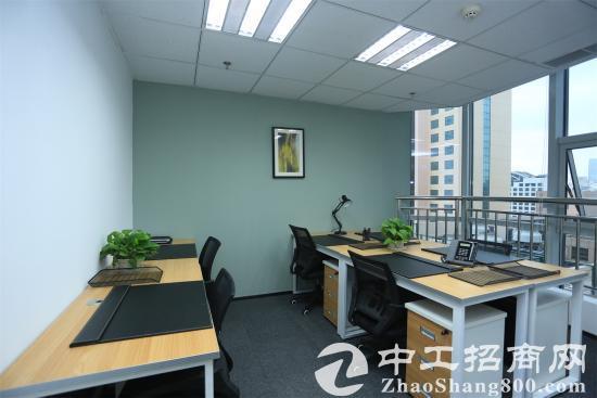 新年优惠、精装6人办公室直租
