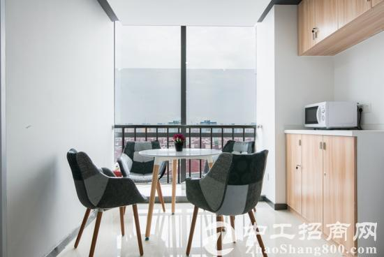 2号线地铁 精装带家具 可调节式办公室 价格不等