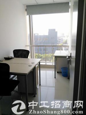 创业型服务式办公室 可随时加班 物业水电全包