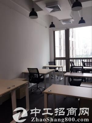 广州天河越秀小型办公室出租,地址可注册,精装修
