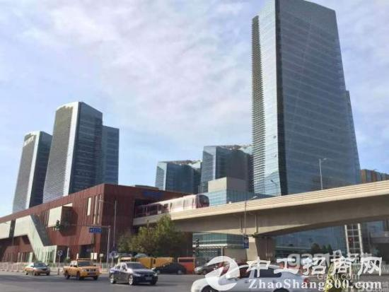 地铁站旁高端写字楼单层1350平4元