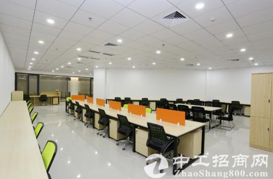 朝阳三元桥地铁站霄云里八号服务式办公室招租中可注册