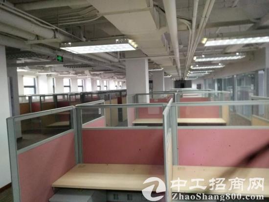 亦庄紧邻城乡世纪广场1300平米精装写字楼出租,内设多个工位