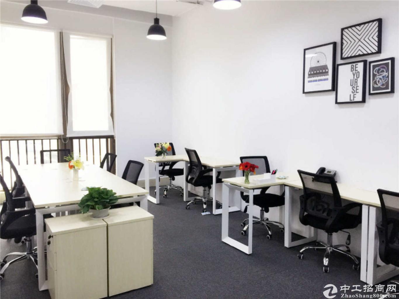 南山永新汇办公室出租 繁华地区 高逼格低成本