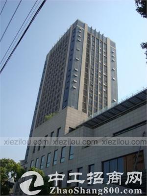 免佣金宝隆一方大厦1300平方2.3元天整层全装修写字楼