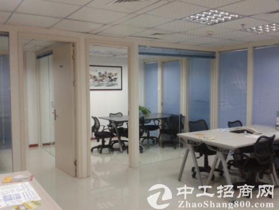 蛇口自贸区小型办公室出租美年广场精装办公室出租免佣