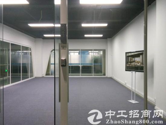 福永明禧产业园129.6平精装写字楼出租,拎包入住