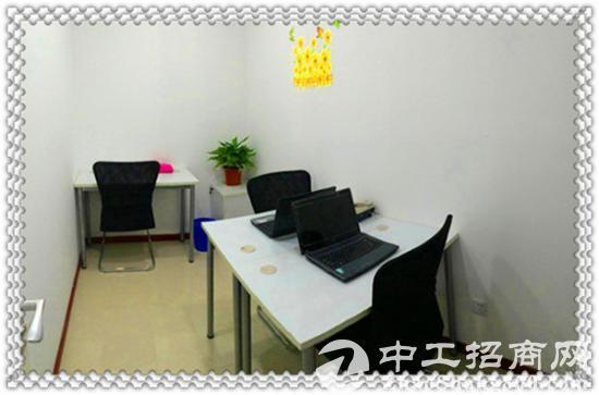 宁波落地窗靓房3-4人办公室【低价甩租】1380元