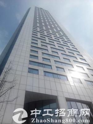 新街口商圈金鹰对面金陵亚太商务楼可注册大开间