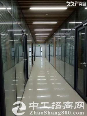 松江漕河泾精装商务楼100到400平可分割繁华地段交通便利