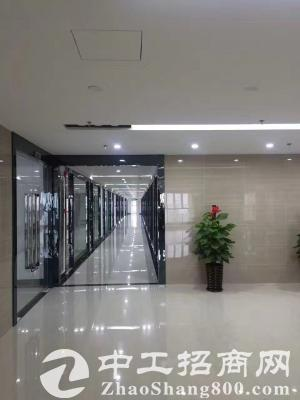 长安乌沙大润发对面 精装全新写字楼 高层底层都有 面积一百起