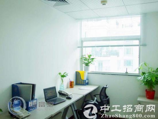 【鄞州精装修直租】福明甲级办公室特价房2人间1280元/月