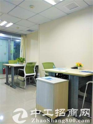 宁波江东精装办公室即租即用办公室可短租办公室带红本