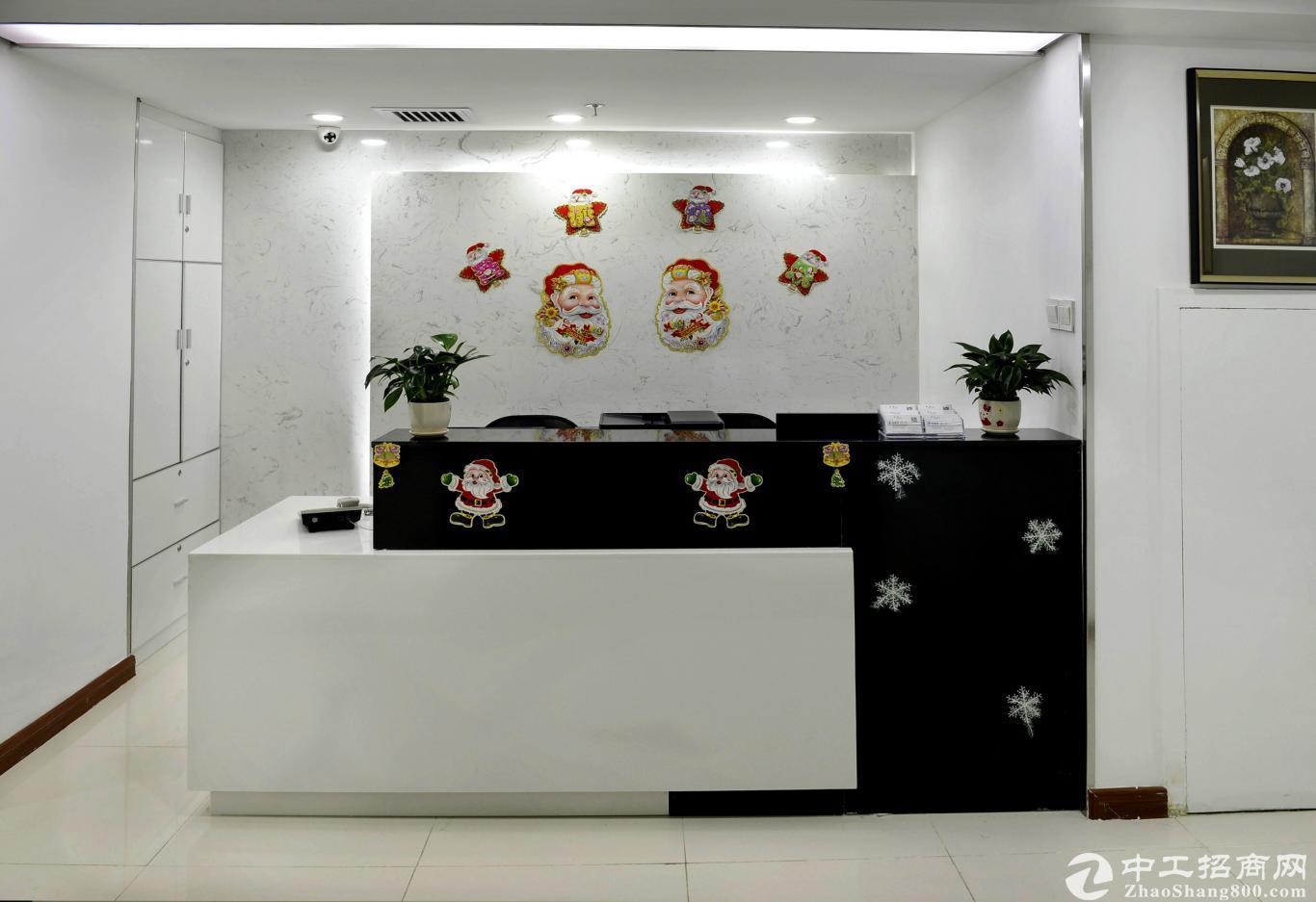 深圳书城,京基附近,金融写字楼办公室出租,即租即用