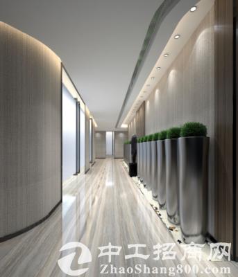 福田保税区深圳金融科技创新中心10万平甲级写字楼