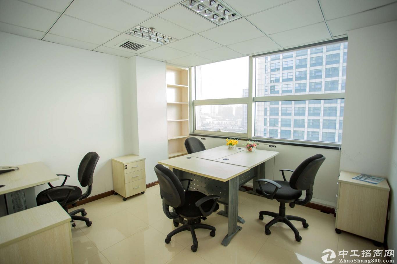 址可注,册可变更短租月付精装办公室会议室可日租长租费用全包