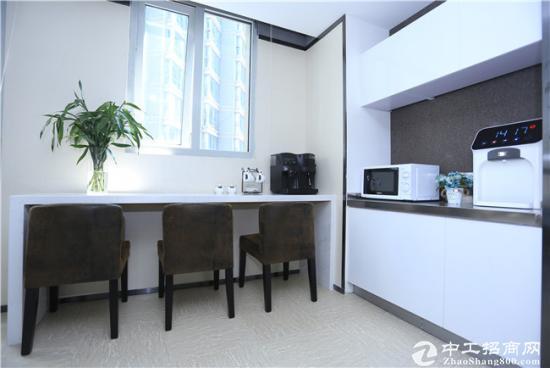 80平香港中路办公室 免装修 拎包即可办公