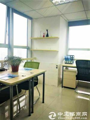 江东地铁口精装写字楼 可注册可短租办公室 地址挂靠