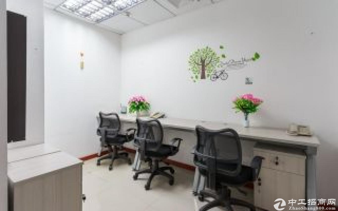 南山蛇口创客空间美年广场工作室会议室写字楼全新精装直租