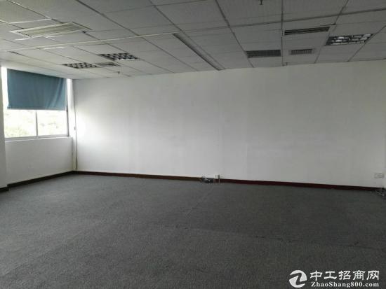 科学城信息大厦150方写字楼出租格局方正实用带间隔