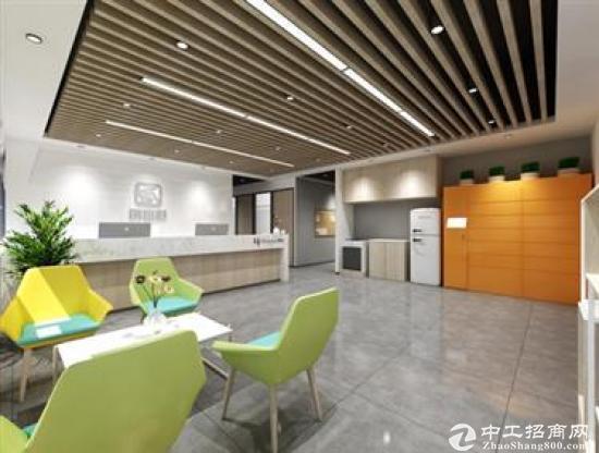深南中路兴华大厦小型办公 配有前台会议室