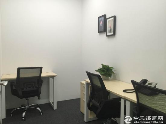 华强北地铁口送免租办公室招租位置很好近电子市场办公室
