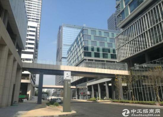 地铁科技城出口556平精装办公室出租非中介带配套