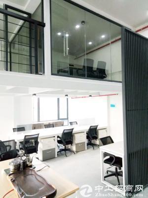 华南城精装复式写字楼可办公可住家 直租免佣