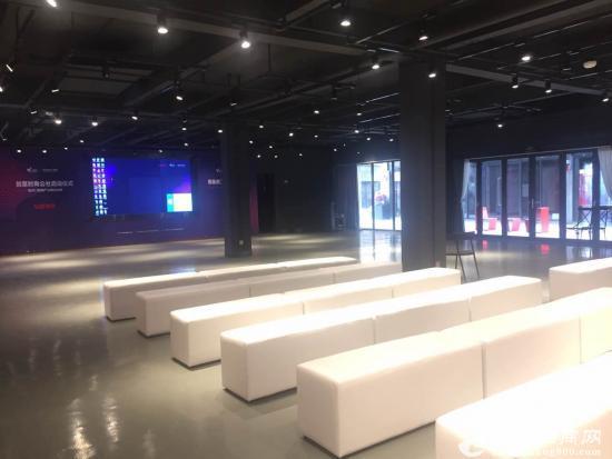 出租虎门金洲万科创意时尚公社(产业园) 4楼写字楼