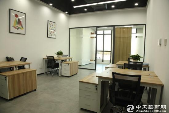 创富港出租办公室红本备案凭证可银行开/户可成立公司